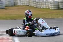 Jan-Vincent Sollte fuhr einen dritten Platz ein und wurde Sechster in der Meisterschaft