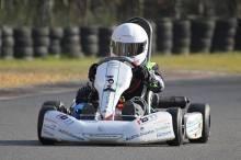 Benedict Stolle beim Meisterschaftsauftakt der BouMatic Effort Challenge