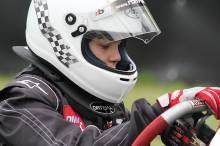 Jan Hendrik Heimbach hochkonzentriert vor dem Rennen